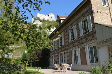 Le Clos du Château - Les Andelys - Dům