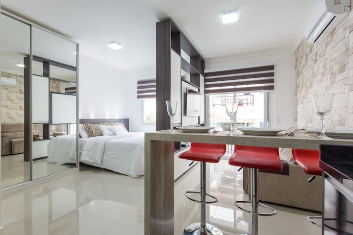 Luxury Studio in Lagoa da Conceição - Florianópolis - Appartement