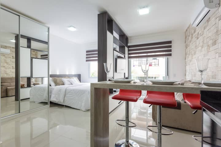 Luxury Studio in Lagoa da Conceição