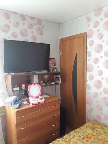 Маленькая Квартира в центре