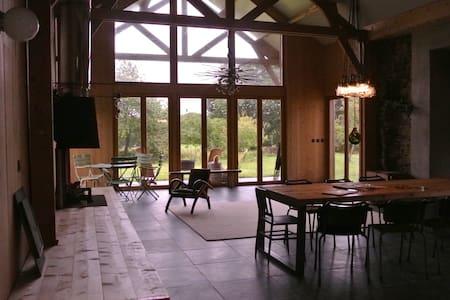 Grande maison familiale + 10 pers - Riec-sur-Bélon