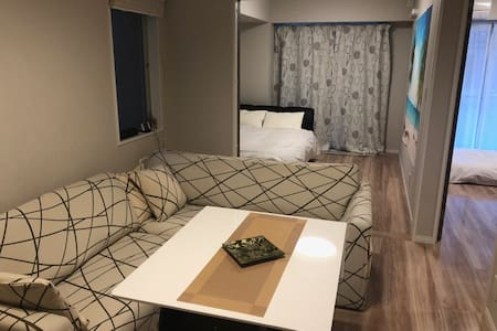Condo 201 (Fully Renovated Flat in Central Tokyo)