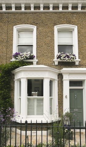 Stylish georgian house in London - London - Ház