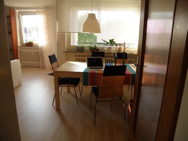Innenstadt-Wohnung Abendsonne - Heidenheim an der Brenz - Leilighet