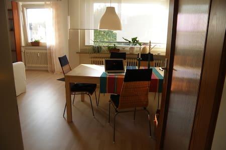 Innenstadt-Wohnung Abendsonne - Heidenheim an der Brenz - Apartament