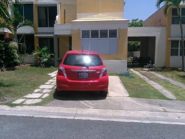 Villa en Cerro gordo a cinco minuto - sabana cerro gordo Hill beach villa - Jiné