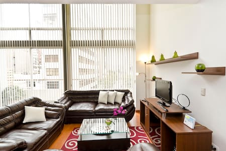 Nice flat heart/Miraflores 3rd fl - Miraflores District