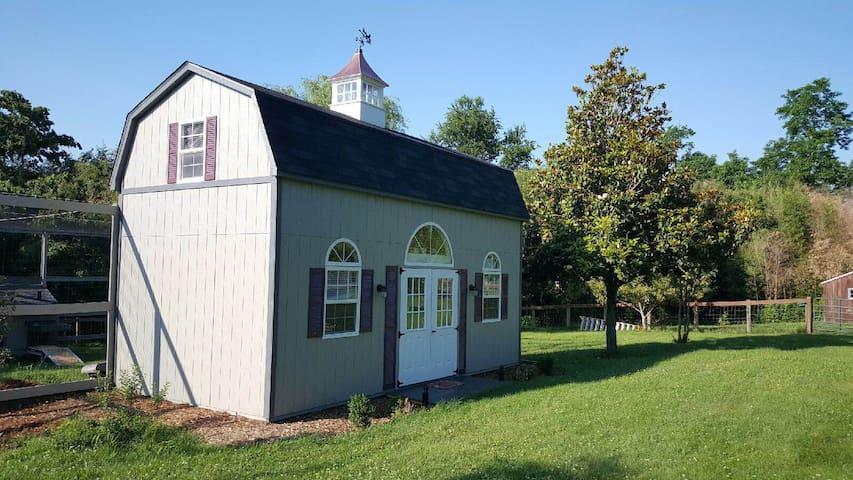 Peacock Cottage at Ingleside Farm - Keswick - 小木屋