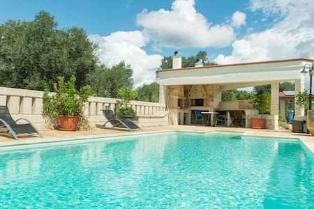 Country Villa, infinity pool&garden - เซกลิ เมซาปิกา