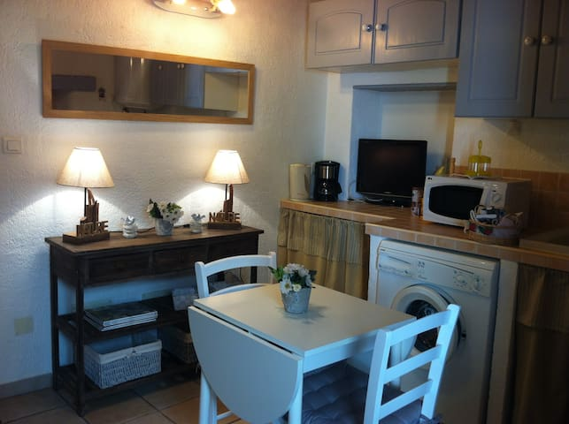 Charmant appartement douillet