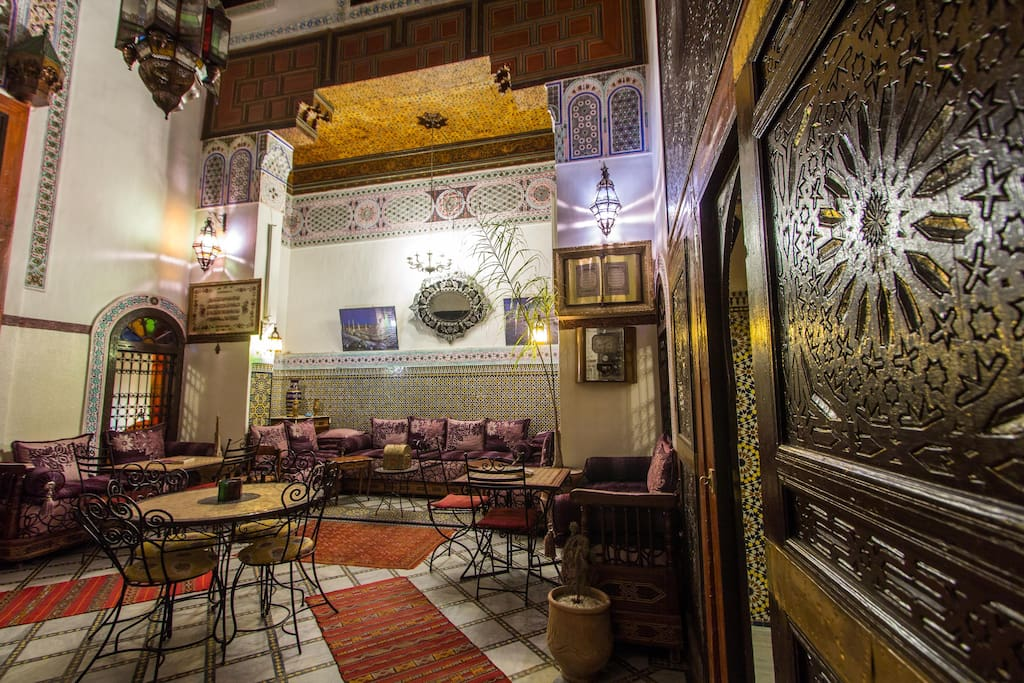 riad meski h user zur miete in f s f s boulemane marokko. Black Bedroom Furniture Sets. Home Design Ideas