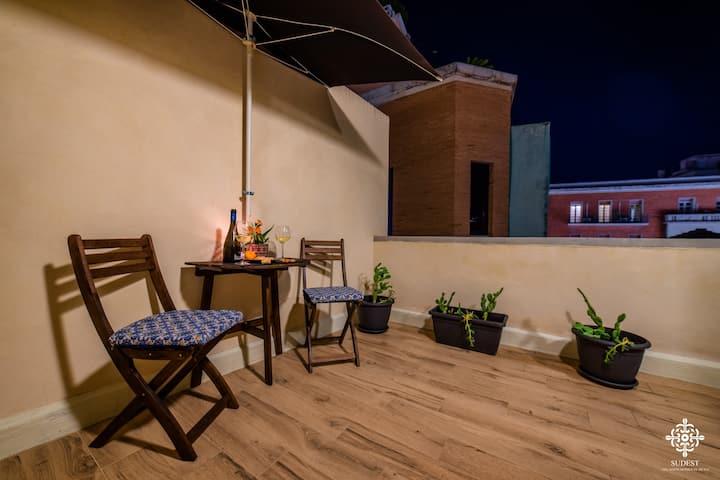 City Loft Ortigia - Sea View Terrace
