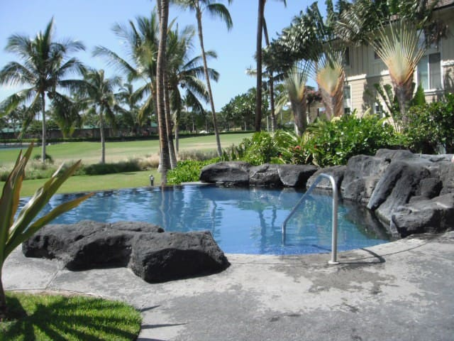 Waikoloa Resort Condo with a loft! - Puako - 公寓
