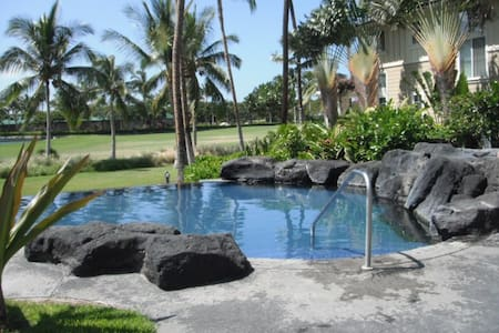 Waikoloa Resort Condo with a loft! - Puako