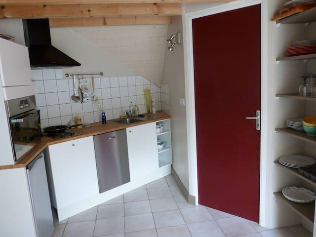 Studio dans le golfe du Morbihan - Séné - Apartmen