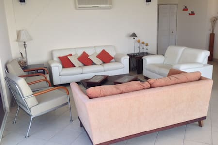 Large beach-side penthouse - Tonsupa - Appartement