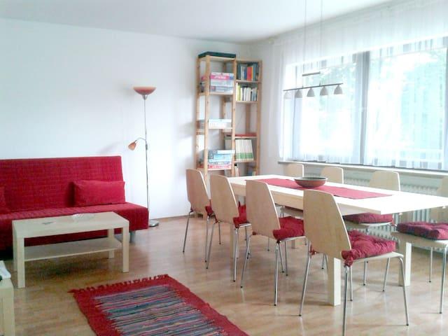 3-Zi Whg, ruhig + verkehrsgünstig - Schwaig - Appartement