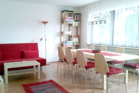 3-Zi Whg, ruhig + verkehrsgünstig - Schwaig - Apartament