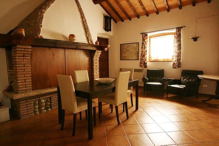 Il piacere della campagna-Torretta - Castelnuovo del Garda - Apartamento