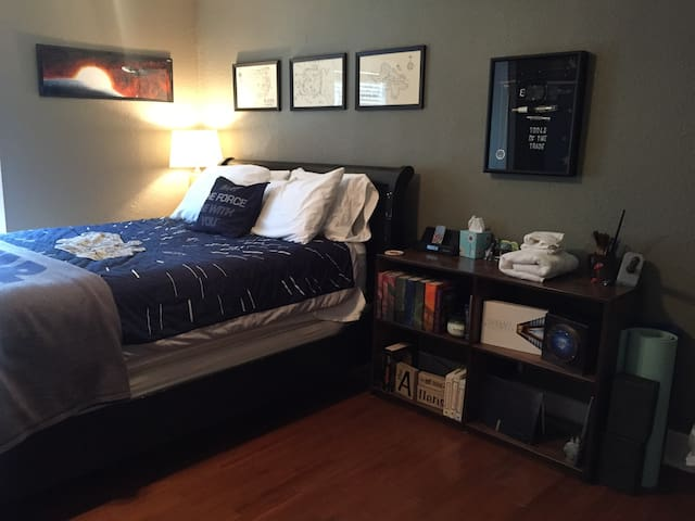 2 bedroom house of geek & style - Dallas - Casa
