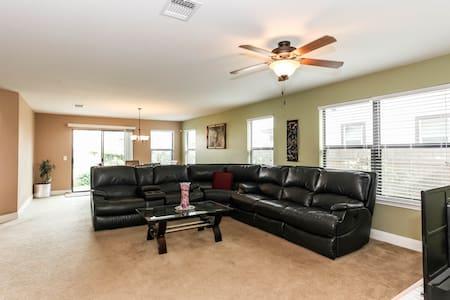 Amazing Cozy House | 4BR -  Austin - Ház