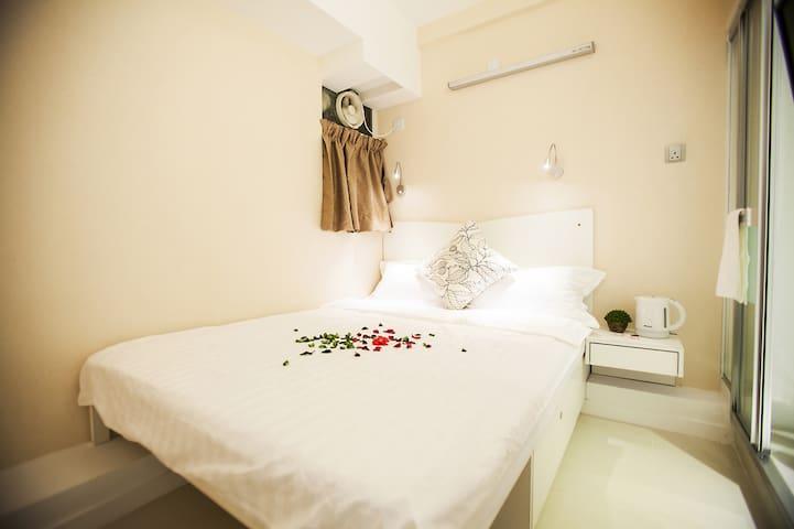 Fortune Inn Warm Room 18温馨大床房