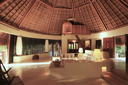 Casa Nalum -Mayan Eco-Luxury Villa - Tulum