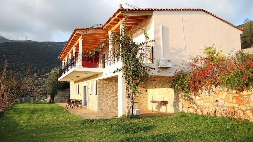 Beach Front Villa in Evia - Αγ. Δημητριος Αλμυροποτάμου - Villa