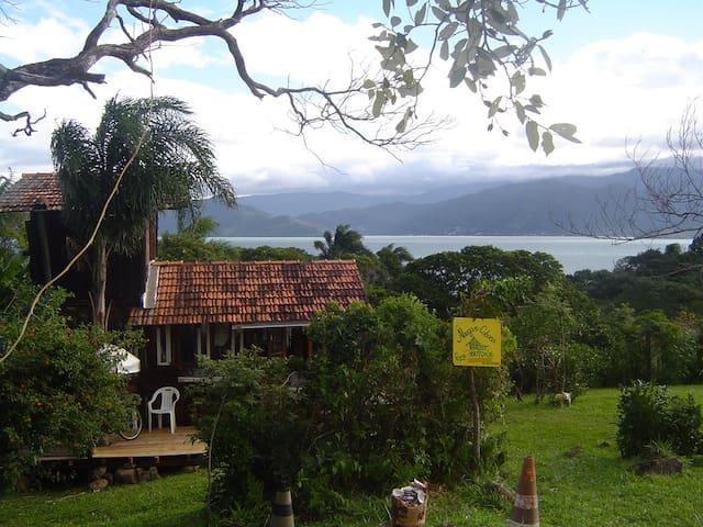 Cabana no Ribeirão da ilha -Floripa - Florianópolis - Cabin