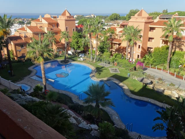 Penthouse in Cabopino - Marbella - Marbella - Appartement