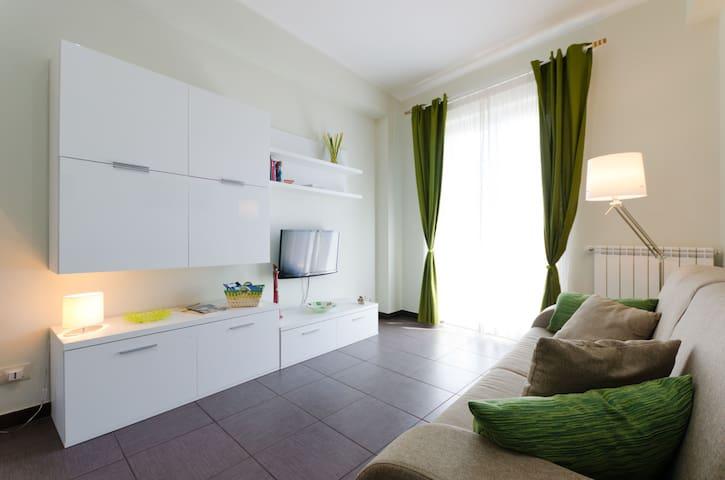 Charming apartment in a touristique Etna's village
