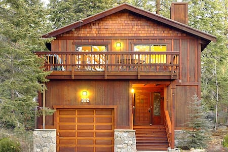 Agatam Lodge, 10 Min. to Ski, 1 Blk to Dine & Lake - Tahoe Vista