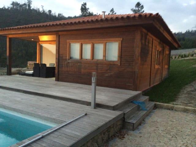 Casa em local muito calmo! - Guimarães