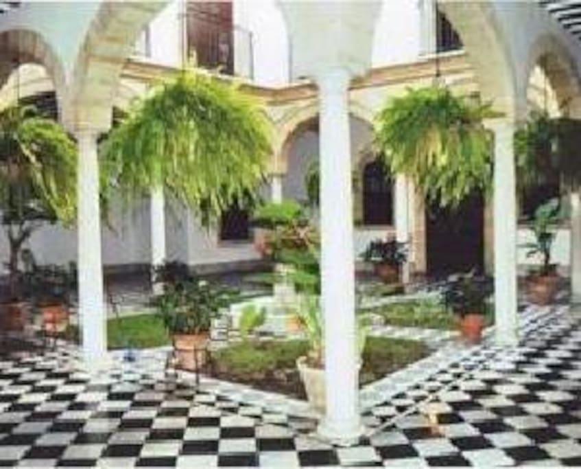 Casa palacio puerto de santa maria apartments for rent - Casa puerto santa maria ...