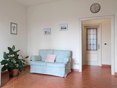 """""""De 2 værelser"""" en 30' til Firenze suite"""