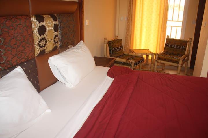 Quite & Cozy two bedroom Apartment - Bakau - Pis