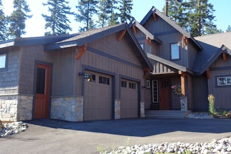 Suncadia 3br 2.5 bath in the heart of Suncadia - 克利埃勒姆(Cle Elum) - 獨棟