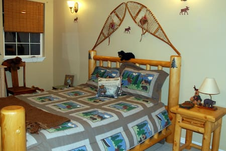 Are you coming to St. George this Fall ? Stay here - Saint George - Bed & Breakfast