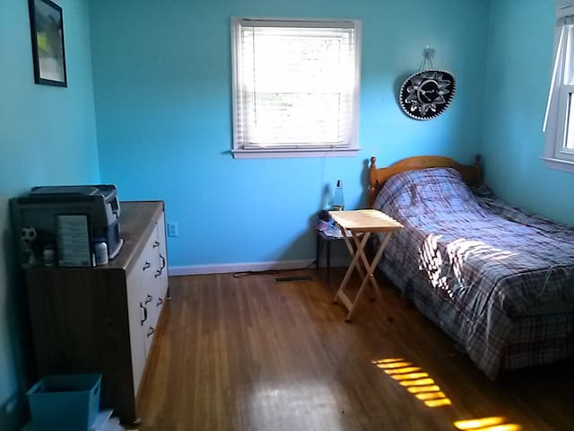 Nice room close to Philadelphia - Voorhees Township - Ev