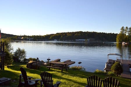 Cabins at Raquette Lake - the Loon - Raquette Lake - Hytte