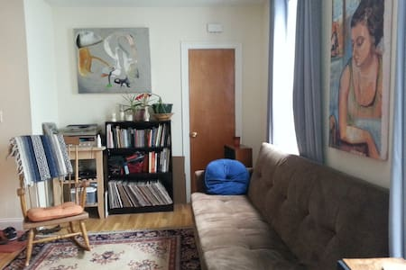 Your Convenient Sanctuary 1br apt. - Brooklyn - Apartment