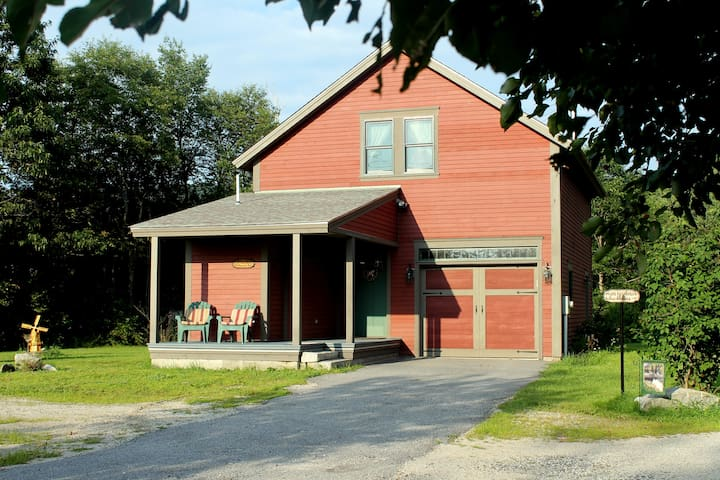 Harvest Homestead Barn Guesthouse - Baldwin - Loft-asunto
