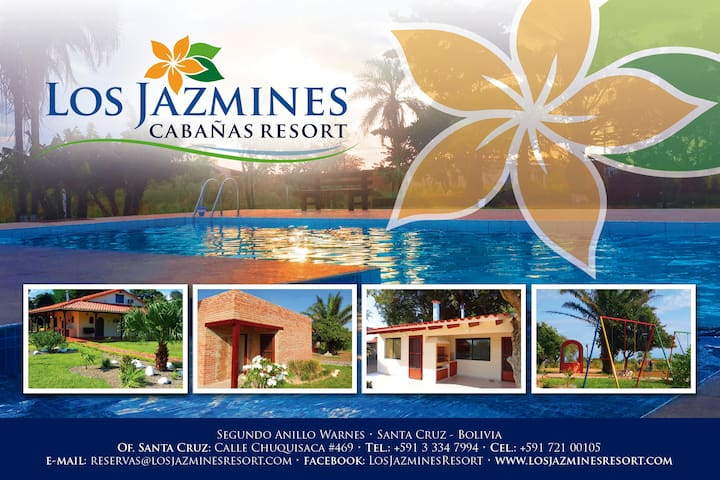 Los Jazmines Private Room A - Warnes - Outro