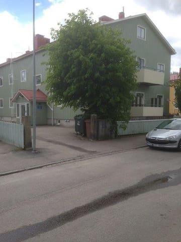 Gästrikegatan - Gävle - Huoneisto