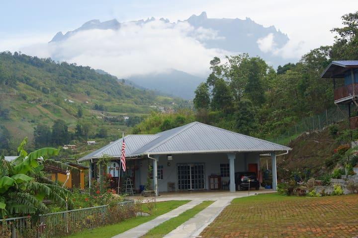 Teratak Indah Kundasang - Kundasang - House