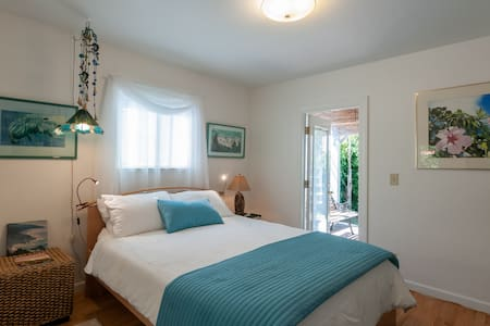 Beach & Private Deck  & Complimentary Breakfast - Aptos - Bed & Breakfast