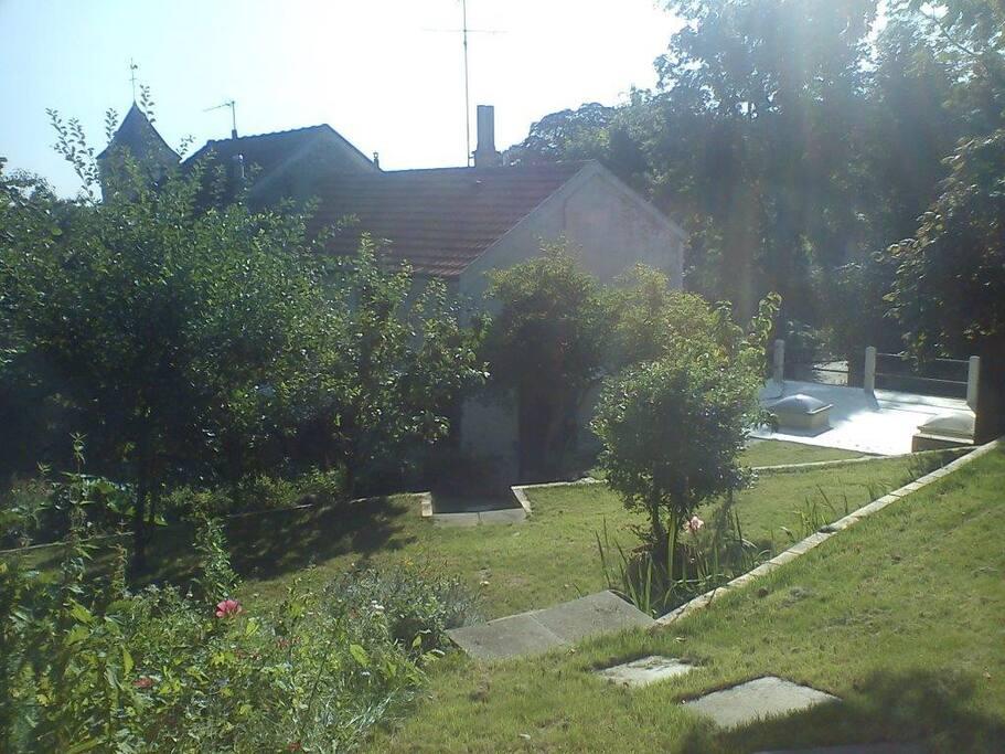 Un quartier calme en pleine verdure