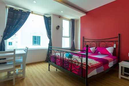 Good bed with nice cozy designhouse - Nha Trang
