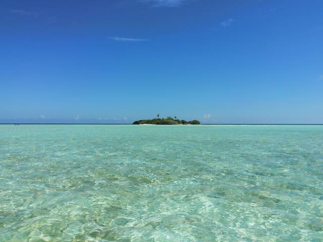 Madivaru Island - Rasdhoo - Apartament