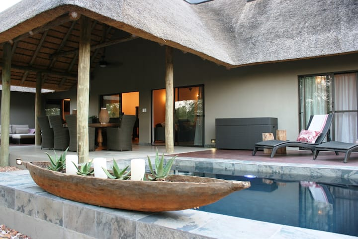 Beautiful bushveld home